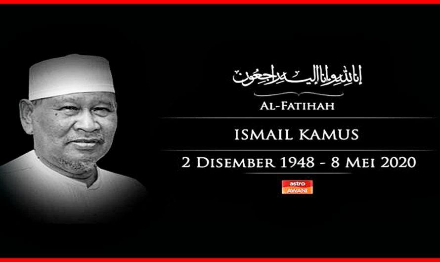 Biodata Ustaz Datuk Ismail Kamus Korang Wajib Tahu