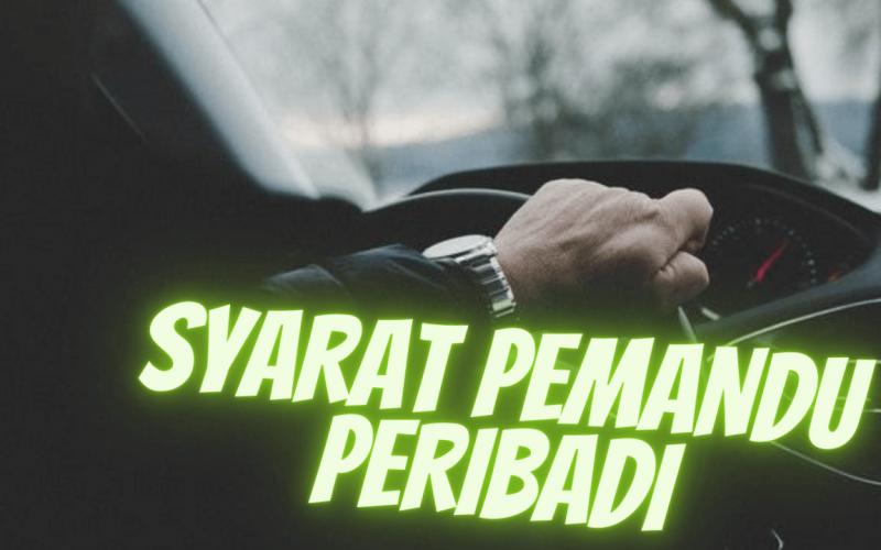 SYARAT-PEMANDU-PERIBADI